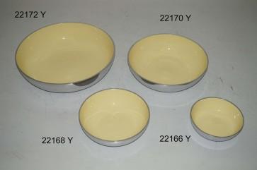 Bowl round polish outside