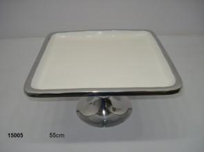 Cake stand square.