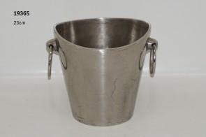 Champagne bucket round