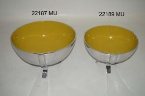 Bowl 3 leg - polish outside