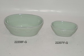 Small Bowl oval