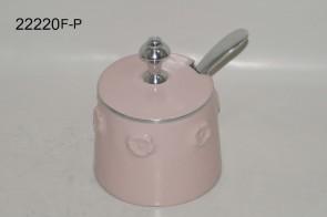 Sugar Pot with spoon