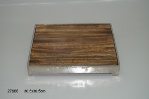 Wood. Board sq.