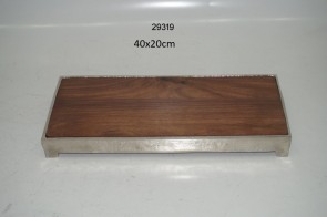 Wood/Alum. Board rect. 29319